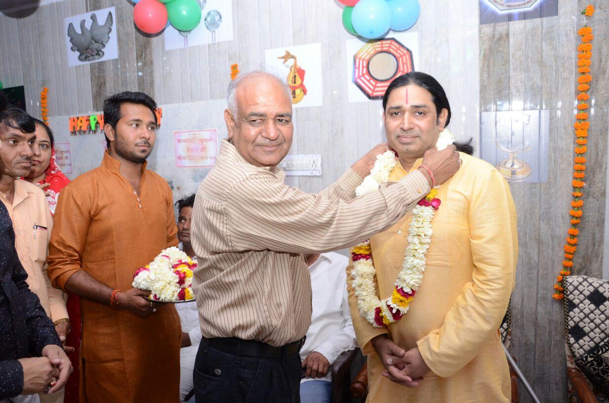 Sh. Rajendra Rathore, Minister Gramin Vikas