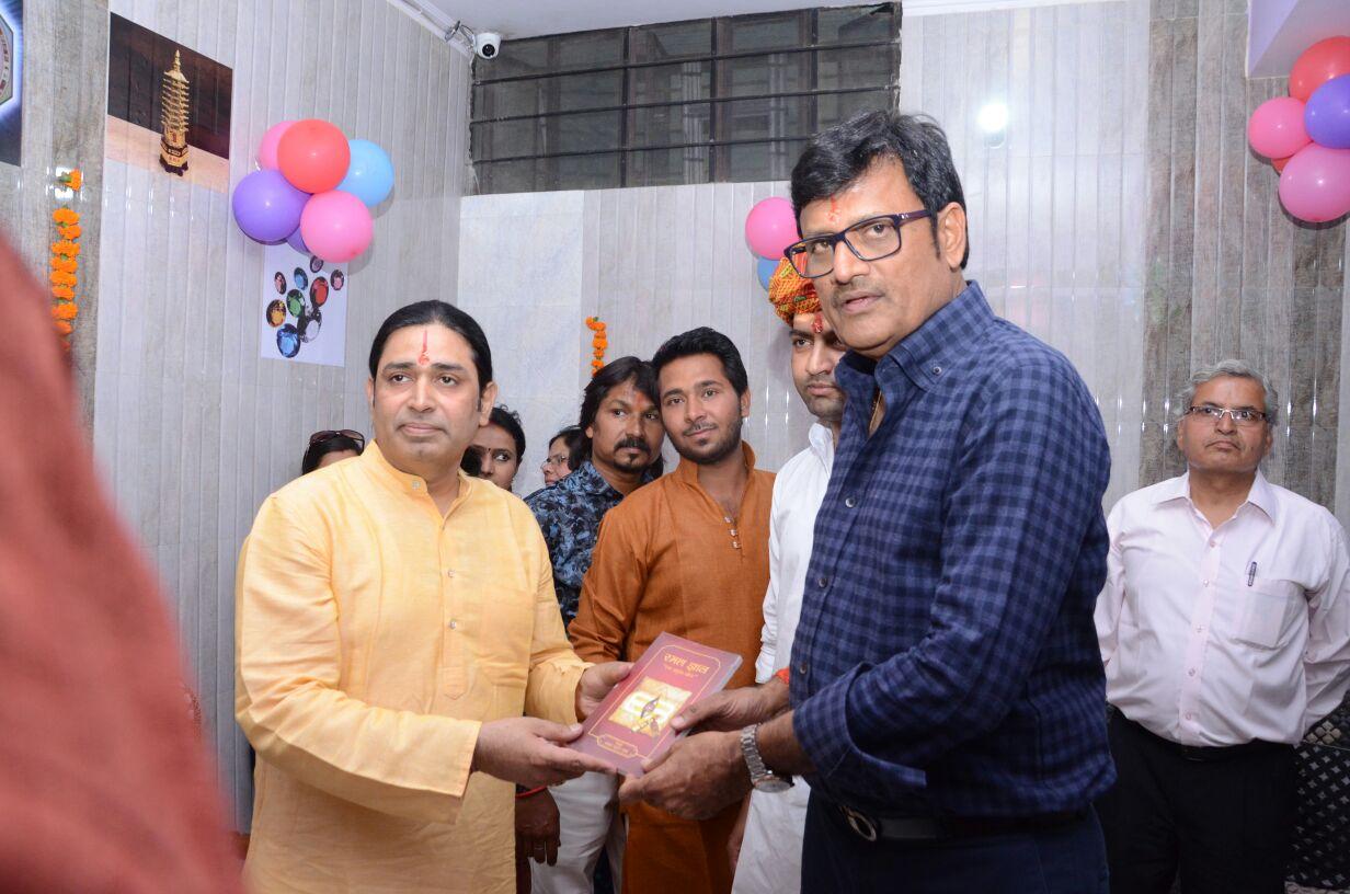 Sh. Kailash Verma, Sansadiya Sachiv, Rajasthan Government