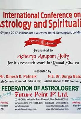 all india federation astrologers societies