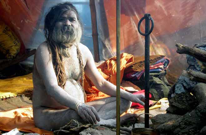 नागा साधुओं का इतिहास